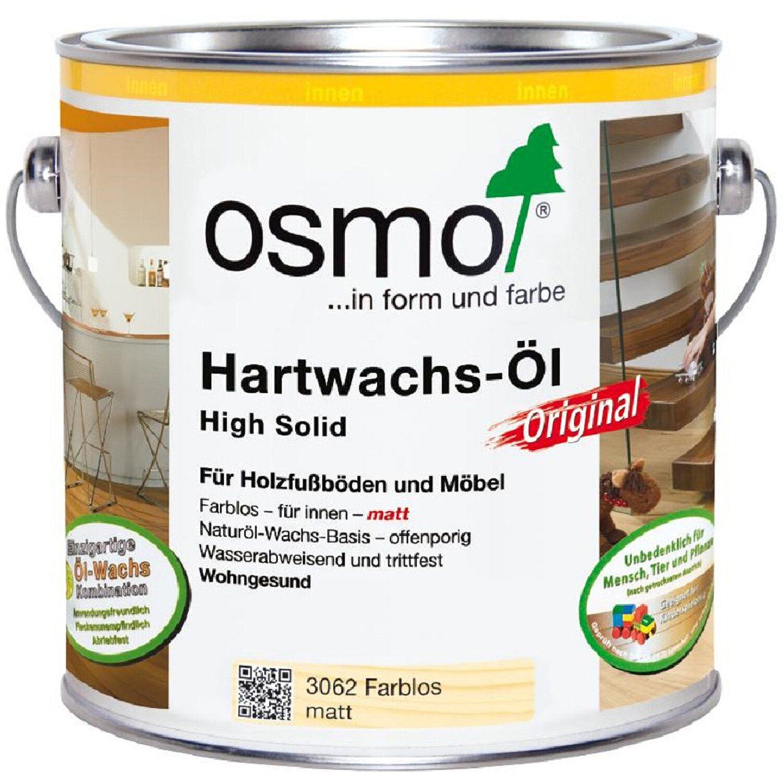 Osmo  Hartwachs Öl Original Farblos 2,5 l