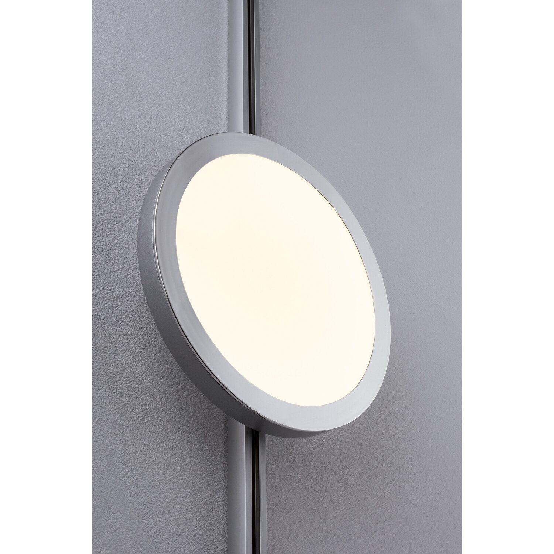 paulmann urail led panel ring 7 w chrom matt eek a a kaufen bei obi. Black Bedroom Furniture Sets. Home Design Ideas