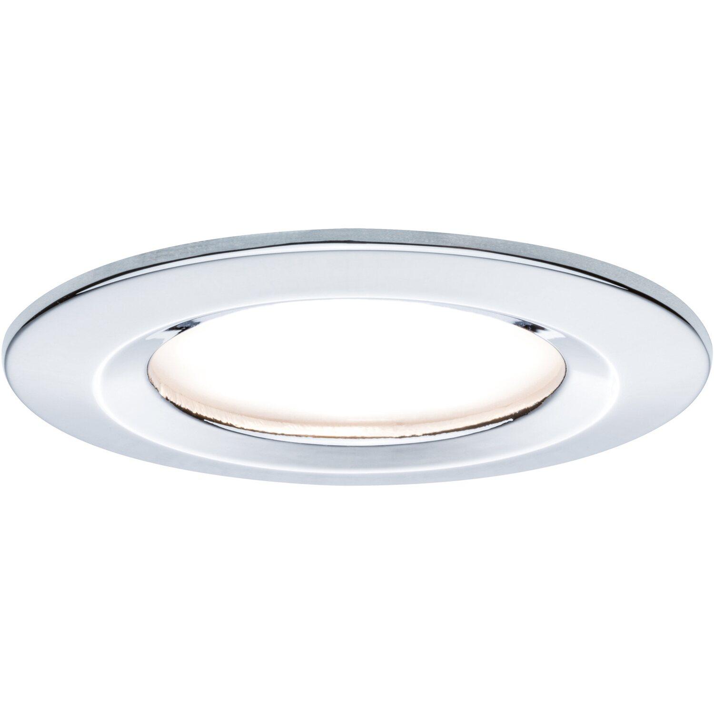 Paulmann LED-Einbauleuchte EEK: A-A++ Premium Coin-Set Slim IP44