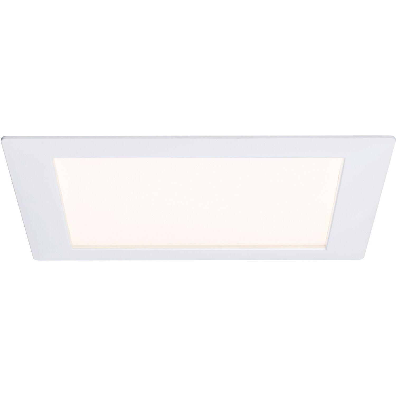 Paulmann SmartHome LED-Einbaupanel eckig 3,5W W...