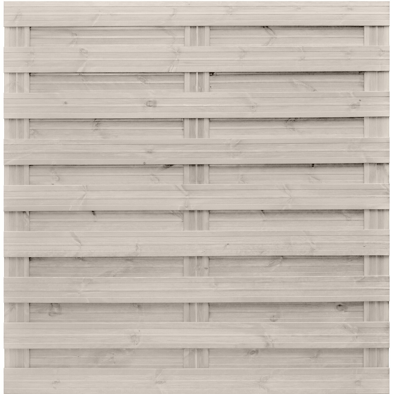 Sichtschutzzaun Element Goch Cream 180 cm x 180 cm kaufen bei OBI