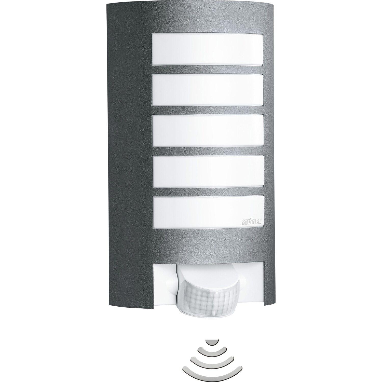 Steinel Außenleuchte Sensor Anthrazit Außenlampe Gartenlampe Wandleuchte Lampe