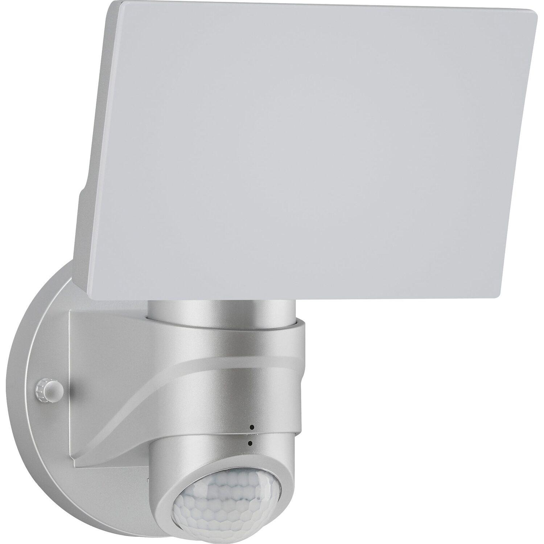 Super Telefunken LED-Außenleuchte mit Bewegungsmelder 1600 lm Silber EEK BL75