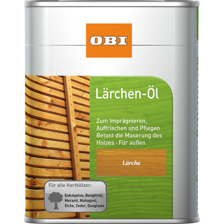 Bevorzugt OBI Lärchen-Öl 750 ml kaufen bei OBI NE79