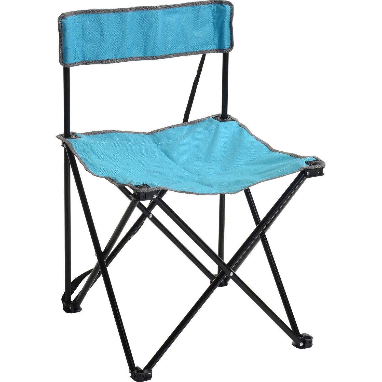 dreibein campingstuhl mit r ckenlehne in 4 farben kaufen bei obi. Black Bedroom Furniture Sets. Home Design Ideas