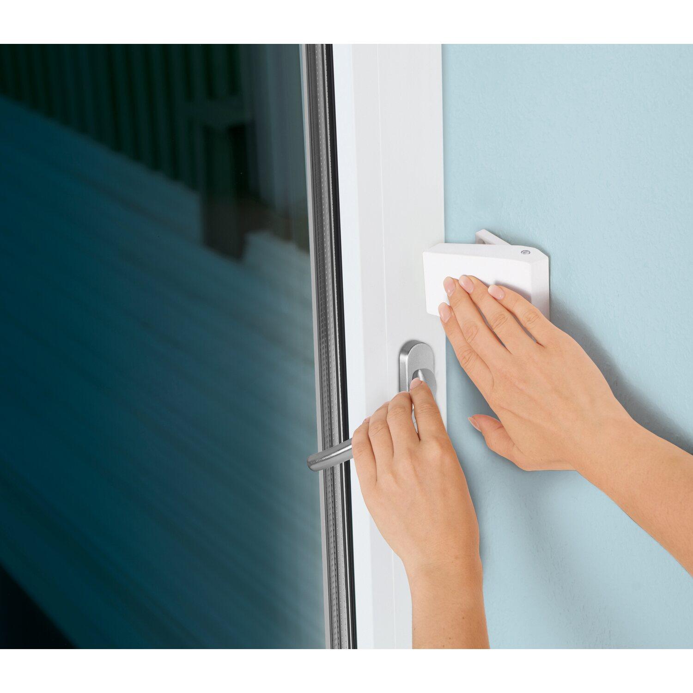 Fenstersicherung Fenster-Schnapper 3 Stück Weiß kaufen bei OBI