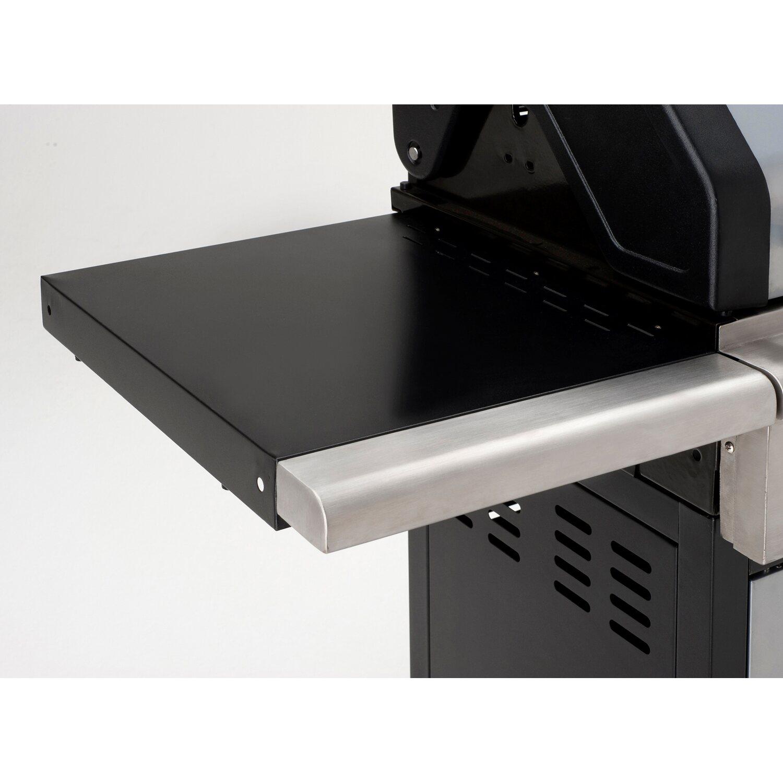 landmann gasgrill triton pts 2 0 mit 2 brennern silber kaufen bei obi. Black Bedroom Furniture Sets. Home Design Ideas
