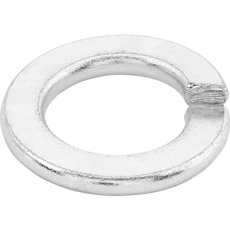 LUX Federring Ø 10 mm Verzinkt 8 Stück
