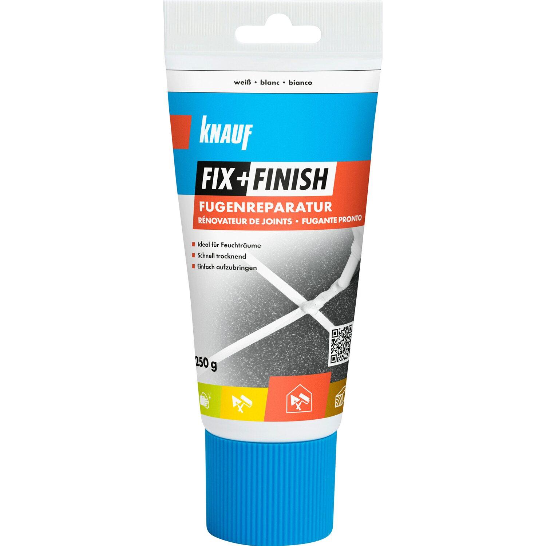 knauf fix + finish fugenreparatur tube weiß 250 g kaufen bei obi