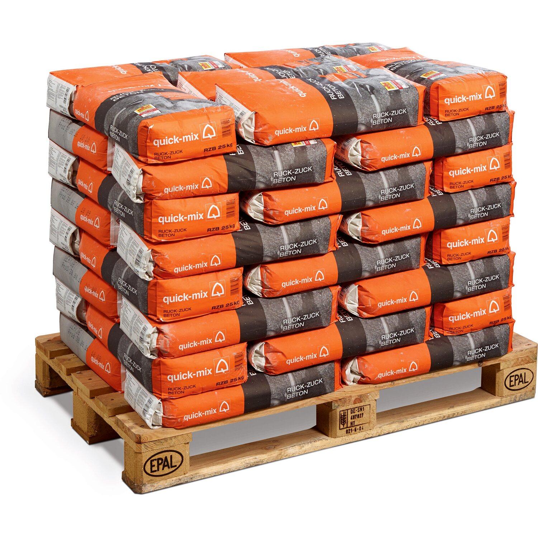 Quick Mix Ruck Zuck Beton 20 kg kaufen bei OBI