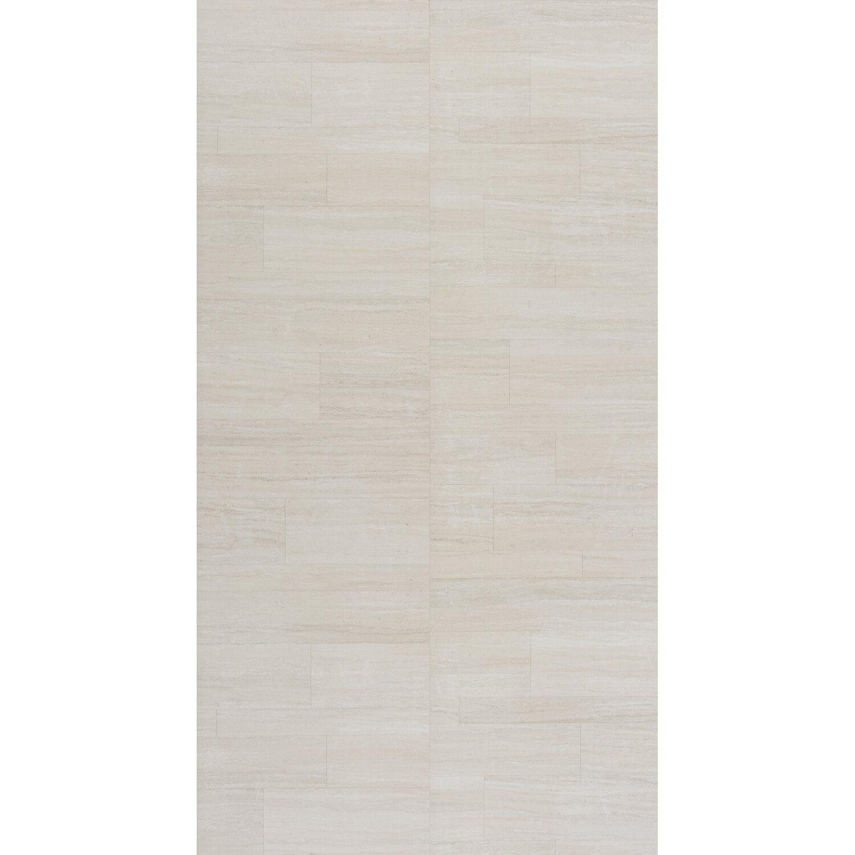 Grosfillex Hohlkammer Wandverkleidung Element Mineral Dune Weiss 260 Cm X 37 5 Cm Kaufen Bei Obi