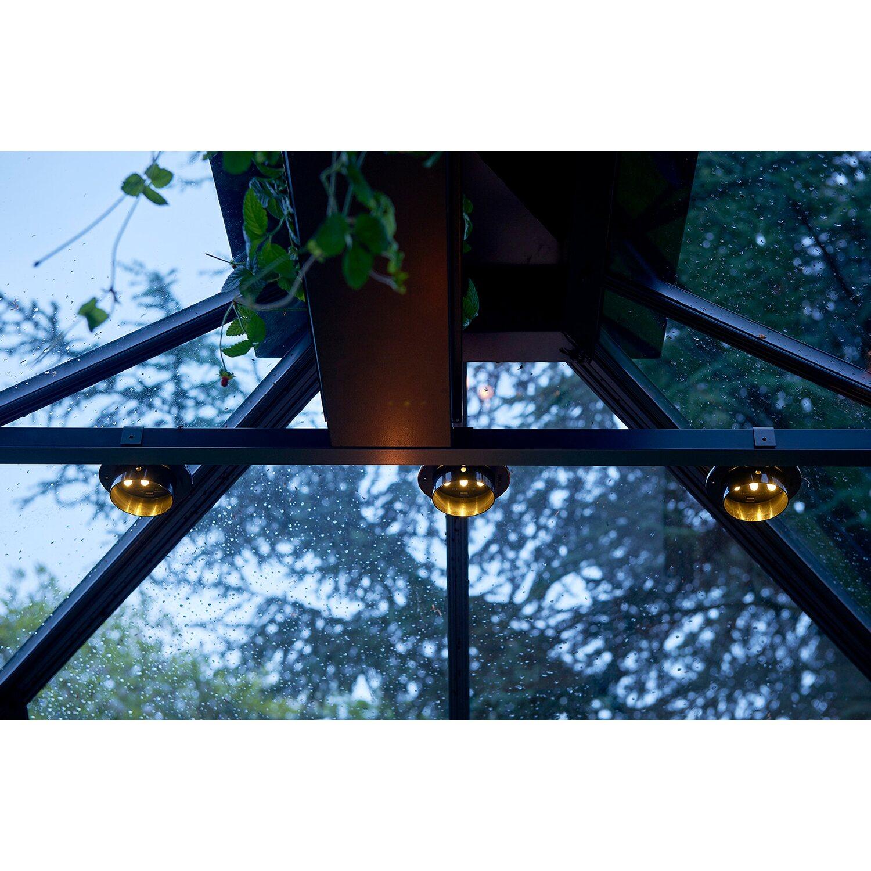 Juliana LED Solarleuchte für Gewächshäuser kaufen bei OBI
