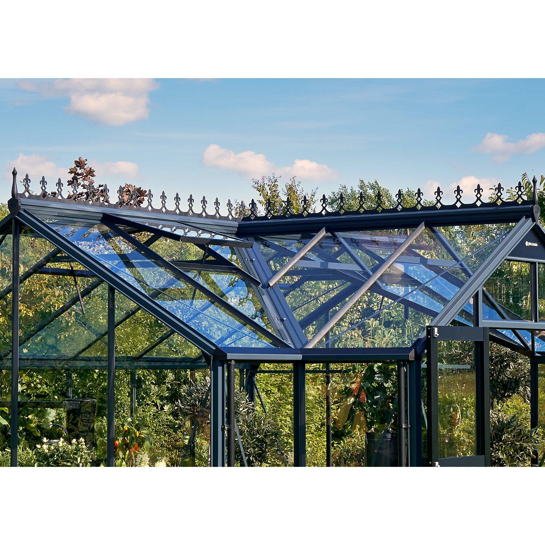 Juliana Dachfirstverzierung für Gewächshaus Orangerie