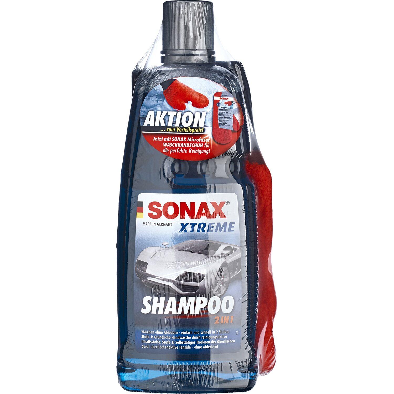 Sonax Xtreme Shampoo 2 in 1