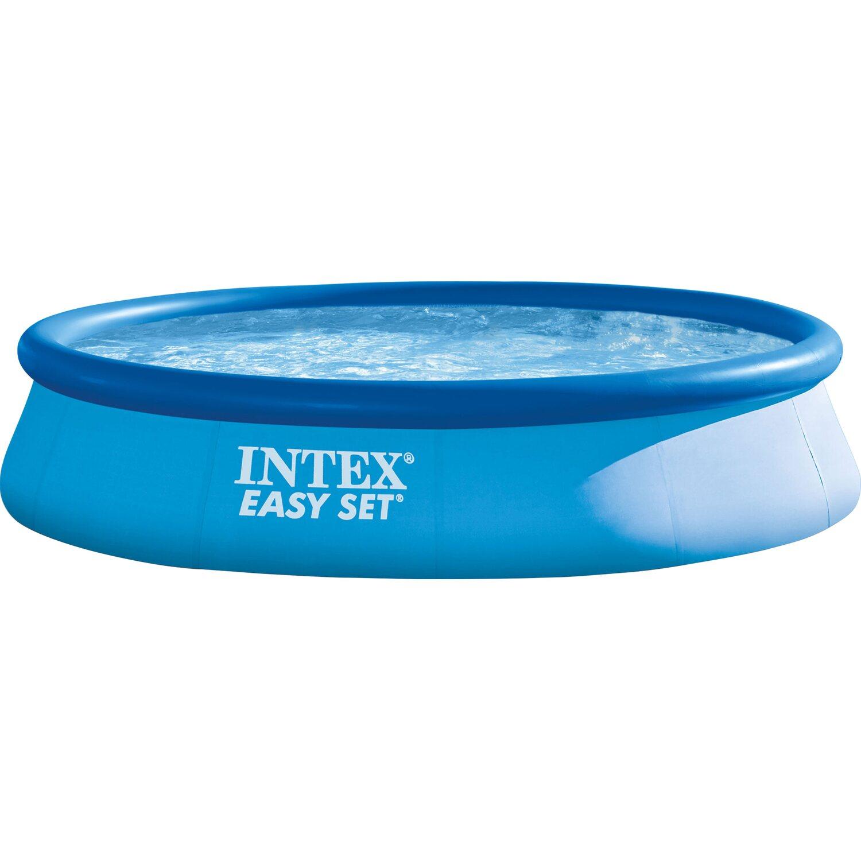intex easy set pools 396 cm x 84 cm kaufen bei obi. Black Bedroom Furniture Sets. Home Design Ideas