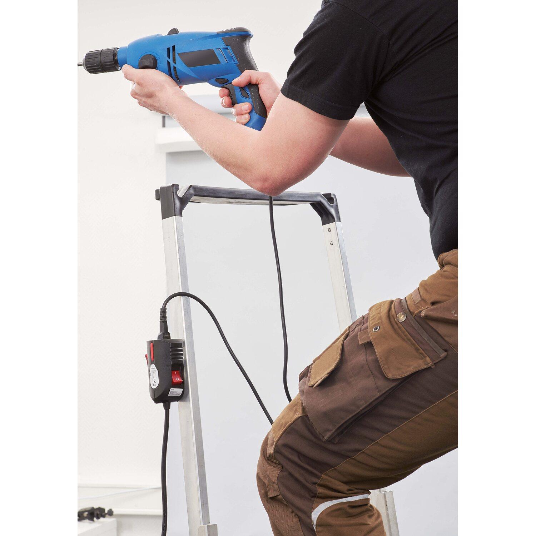 OBI Verlängerungskabel mit Magnet und Clip | Baumarkt > Elektroinstallation > Verlängerungskabel | Kunststoff | OBI