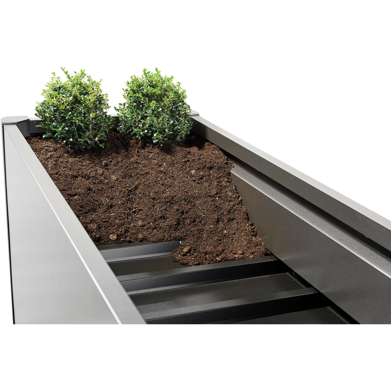 Biohort Zwischenboden für Metall-Hochbeet 77 cm x 201 cm x 102 cm | Garten > Gartenmöbel > Aufbewahrung | Biohort