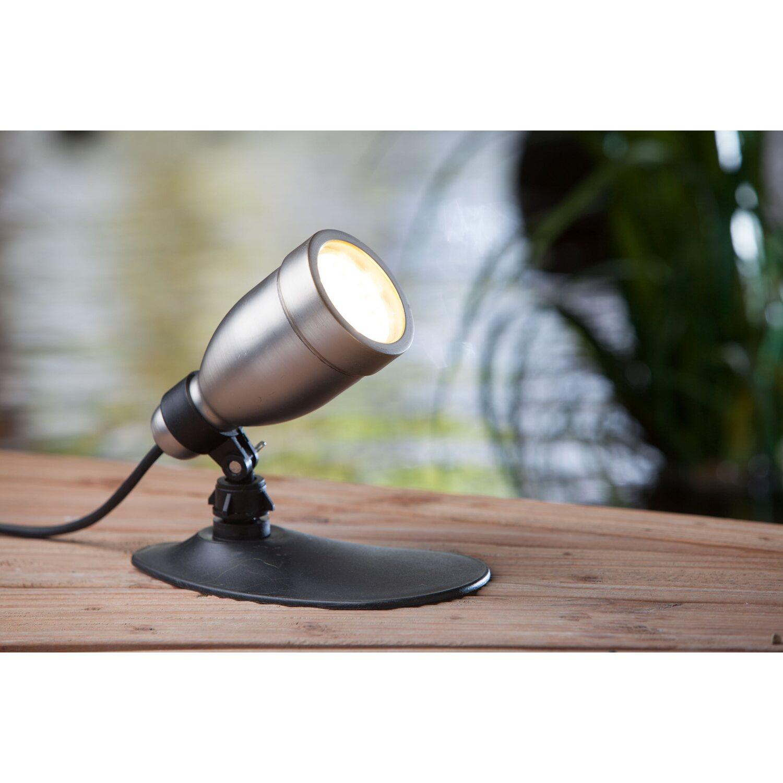 Heissner SMART LIGHT  LED-Spot für Teich Pool und Garten 9 Watt Multicolor | Garten > Teiche und Zubehör | Heissner