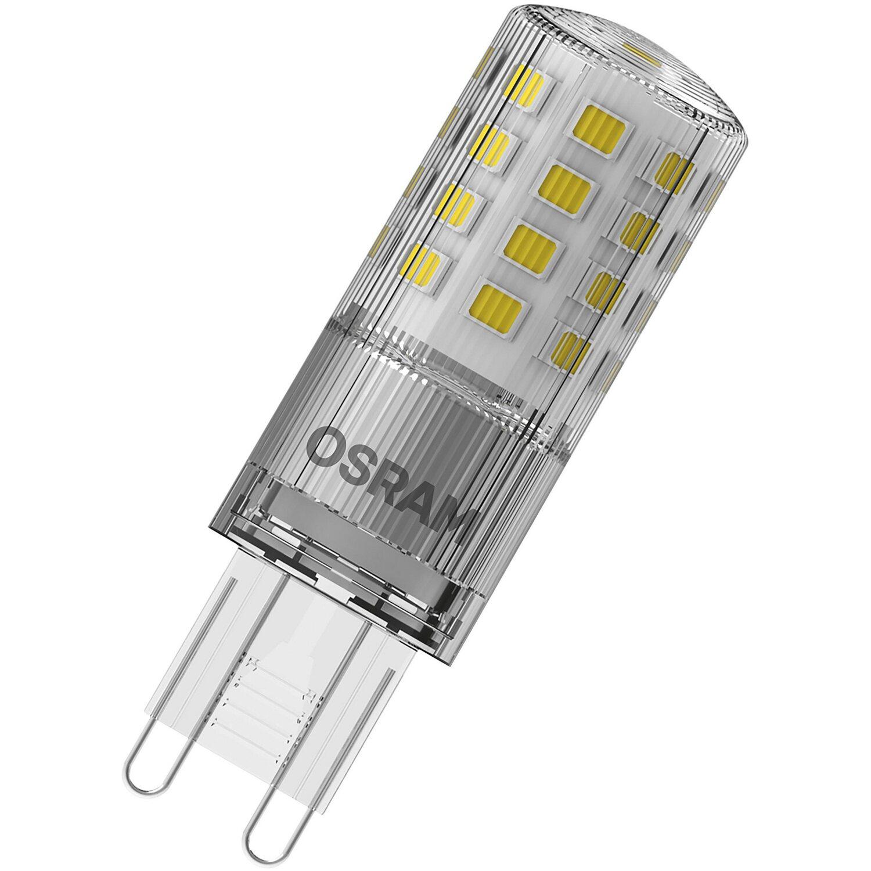 Osram LED Lampe Classic Kapsel Klar Dimmbar G9, 9,9W 970 lm Warmweiß EEK  A++