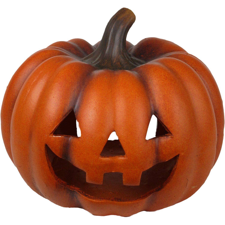 Deko Figur Kurbis Kopf Halloween 20 2 Cm Kaufen Bei Obi