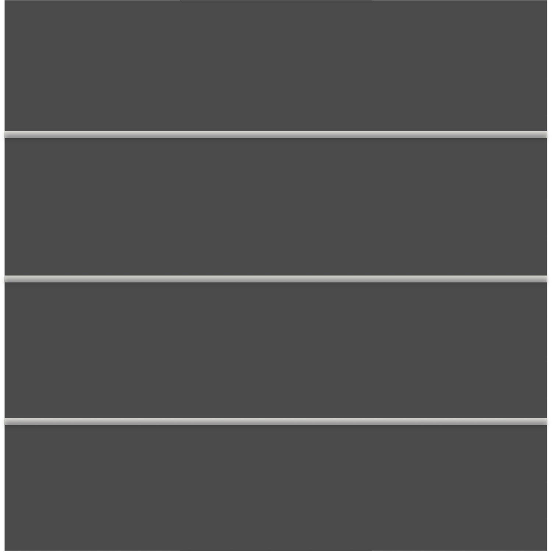 Sichtschutzzaun Element Board Xl Zaun Set Schiefer 180 Cm X 180 Cm