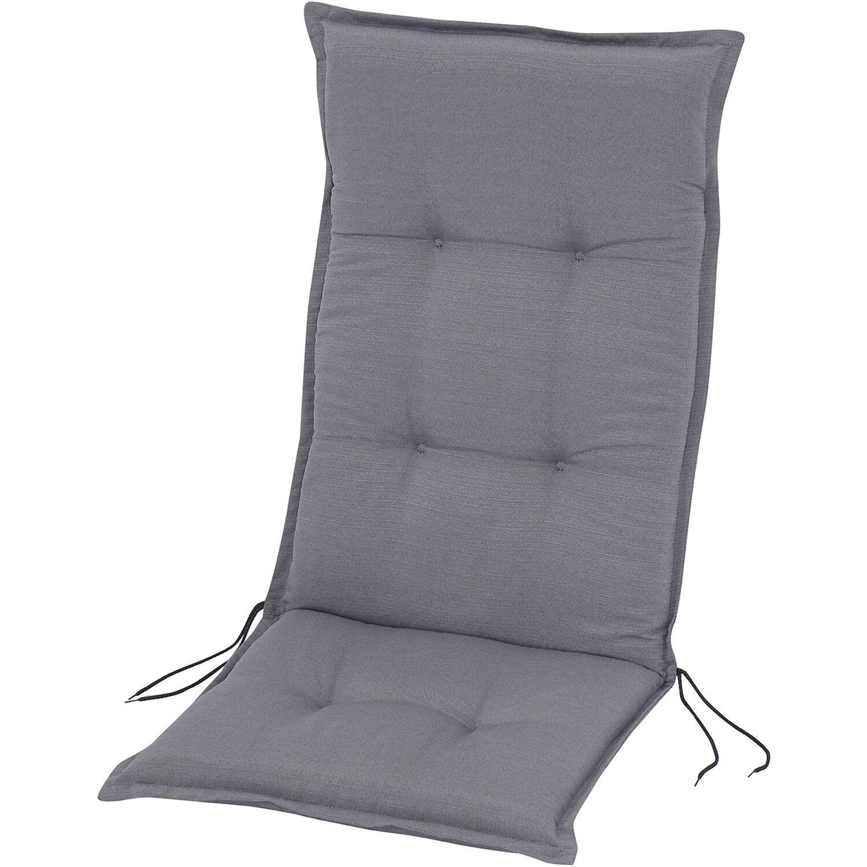 Hochlehner Auflage Stuhlauflagen Sitzpolster Gartenstuhl Stuhl Kissen Polster
