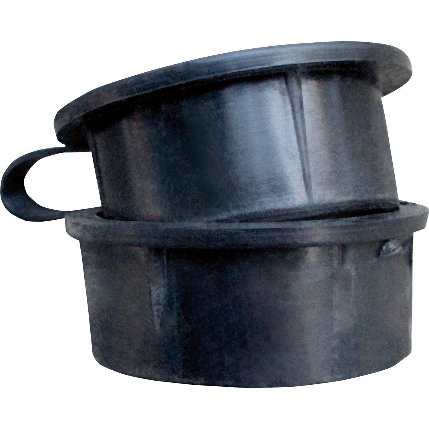 Reduzierring für Balkon-Schirmständer Granada 20 kg Grau | Garten > Sonnenschirme und Markisen > Sonnenschirmständer | Grau