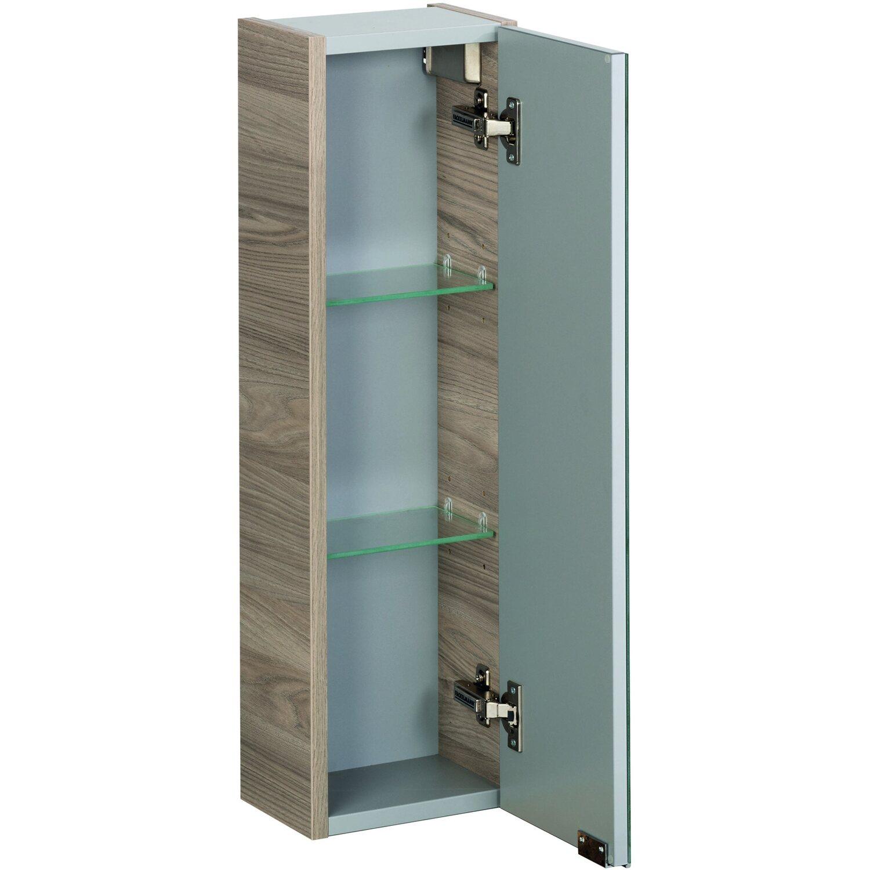 Fackelmann Hängeschrank 20 cm Luxor Steinesche Spiegel rechts | Flur & Diele > Spiegel > Wandspiegel | Pu | Fackelmann