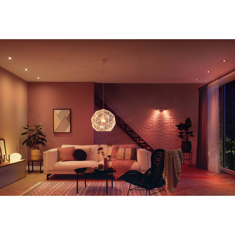 Philips Hue LED-Lampen White & Color 9er-Set RGBW E9/ 9,9 W EEK: A+