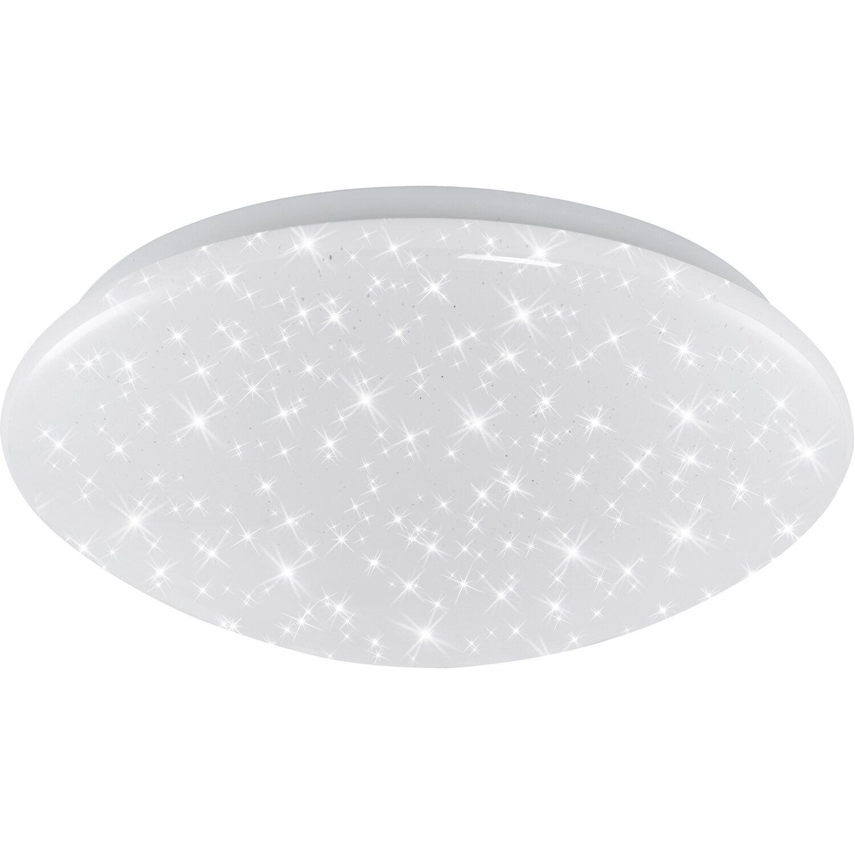 Briloner Led Deckenlampe Brilo Bath Weiß Eek A A