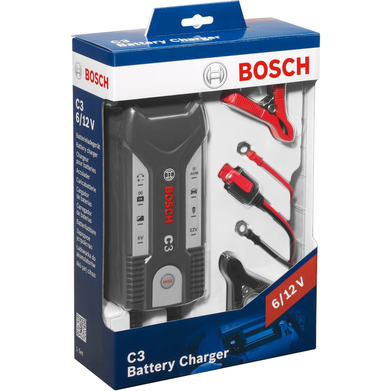 Bosch Mikroprozessor Batterieladegerät C3 kaufen bei OBI