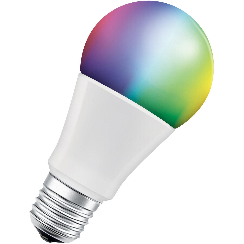 LEDVANCE SMART+ Bluetooth LED Lampe klassische Kolbenform E27 10W 800lm Farbw. kaufen bei OBI