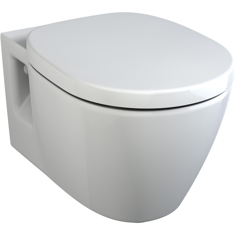*KOMPLETT SET* Ideal Standard Tiefspül Wand WC Softclose Sitz Waschtisch 60 cm