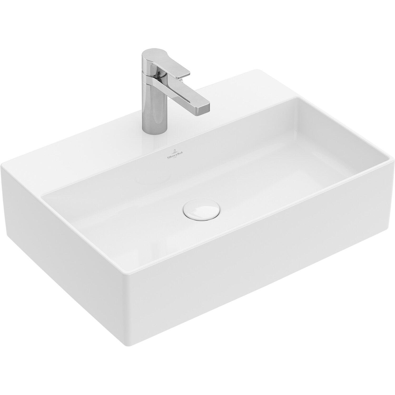 Villeroy & Boch Aufsatzwaschbecken Memento 2.0 Weiß