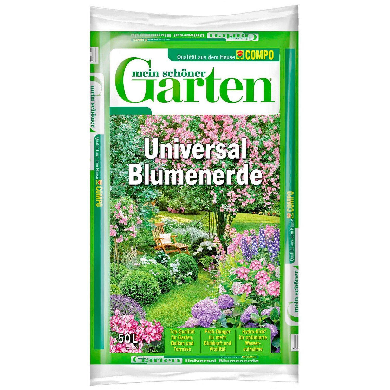 Compo Mein schöner Garten Universal Blumenerde 50 l kaufen ...