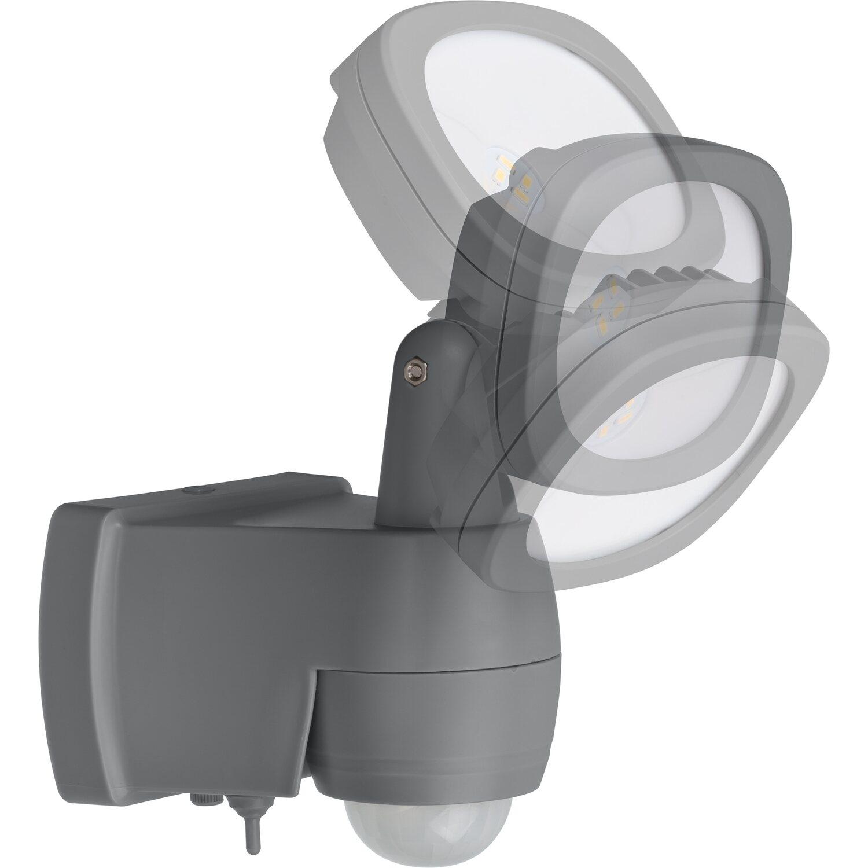 Brennenstuhl Batterie LED Strahler LUFOS//Kabelloser LED Strahler mit Batterie