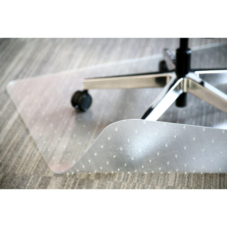 Bodenschutzmatte Mit Noppen 74 Cm X 120 Cm Transparent Kaufen Bei Obi