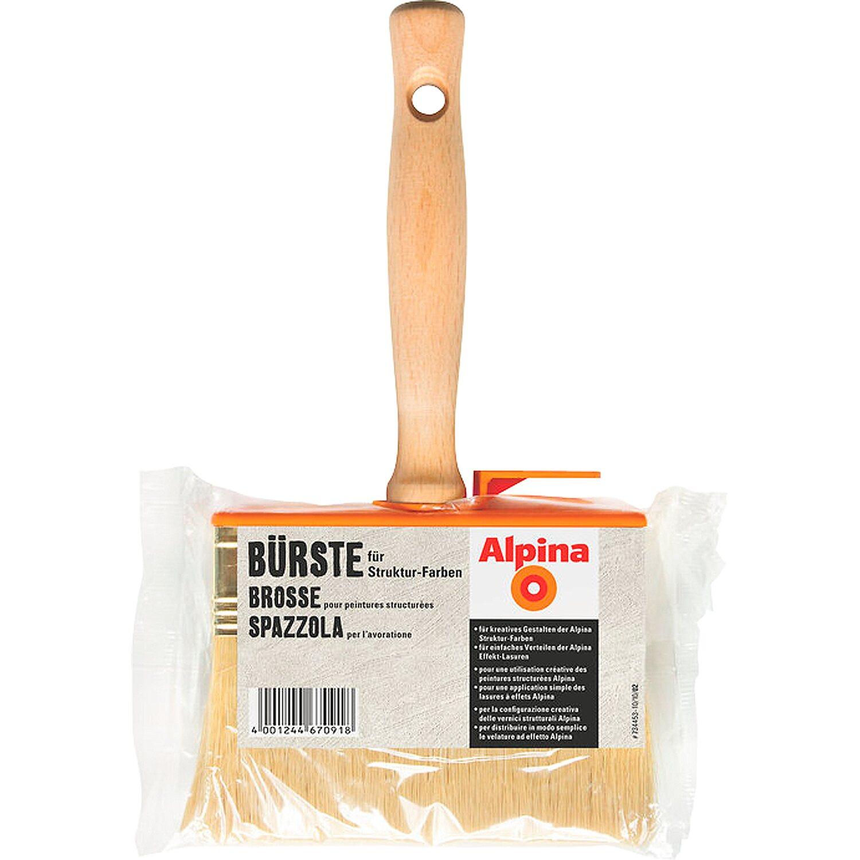 Alpina  Werkzeuge Effekt-Bürste