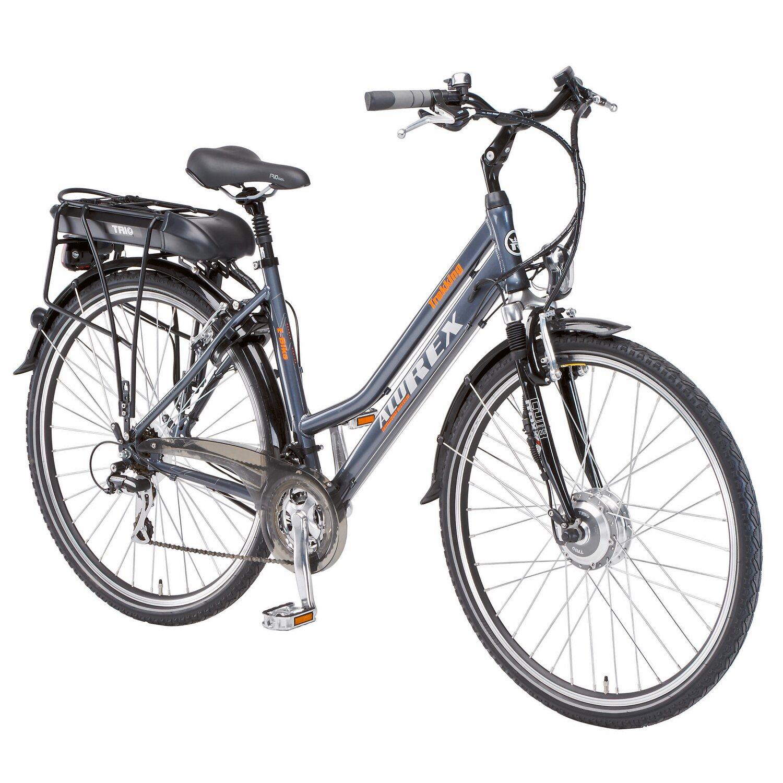 Prophete E-Bike Alu-Trekking Damen 28\