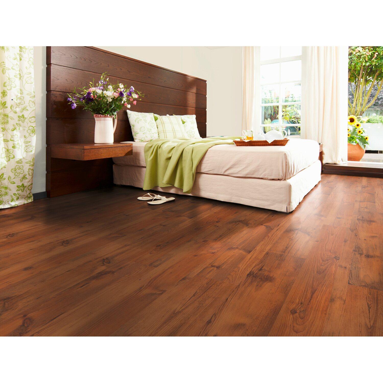 obi laminatboden comfort pinie mokka altholzstruktur kaufen bei obi. Black Bedroom Furniture Sets. Home Design Ideas