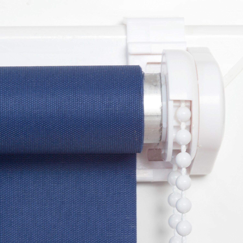 OBI Sonnenschutz Rollo Sagunto 140 Cm X 175 Blau Kaufen Bei