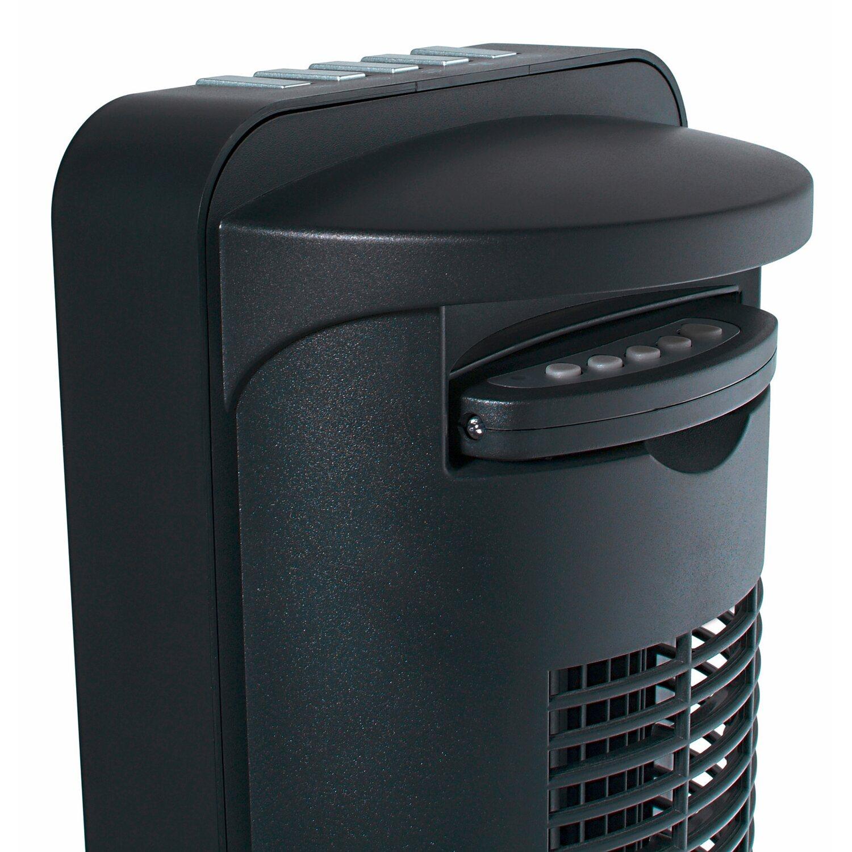 fakir turmventilator tv 18 mit fernbedienung oszillierend schwarz kaufen bei obi. Black Bedroom Furniture Sets. Home Design Ideas