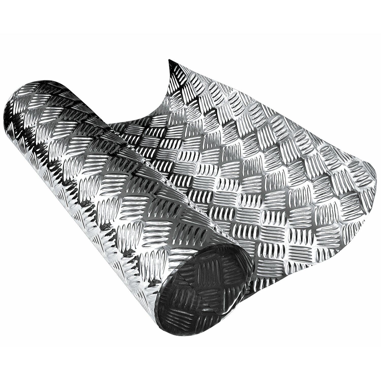 Eufab Kofferraum Matte In Riffelblechoptik 120 Cm X 55 Cm Kaufen Bei Obi