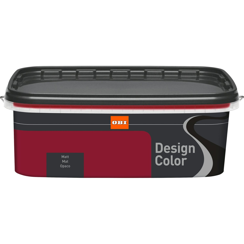 obi design color cranberry matt 2 5 l kaufen bei obi. Black Bedroom Furniture Sets. Home Design Ideas