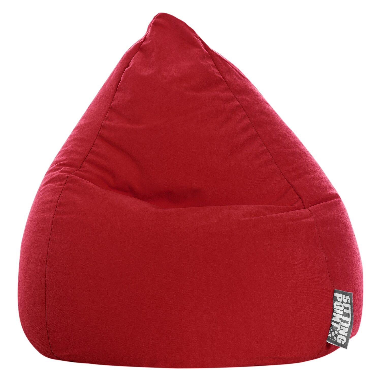 Sitting Point Sitzsack Easy 120 l Rot
