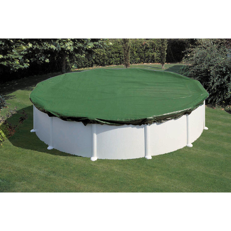 Summer fun pool abdeckplane extra 400 bis 420 cm kaufen for Abdeckplane obi