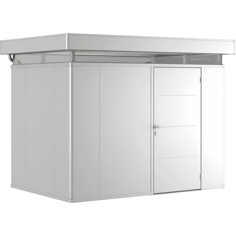 Türen kaufen  Biohort Nebengebäude CasaNova 3 x 2 Silber-Metallic Tür rechts ...