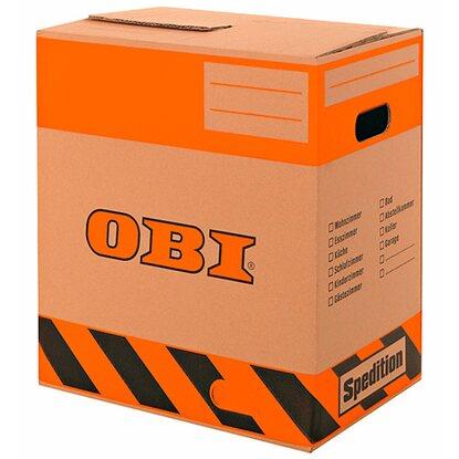OBI Umzugskarton Spedition Kaufen Bei