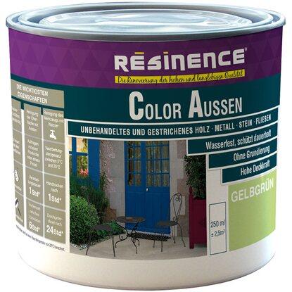 resinence color aussen gelbgr n seidenmatt 250 ml kaufen bei obi. Black Bedroom Furniture Sets. Home Design Ideas