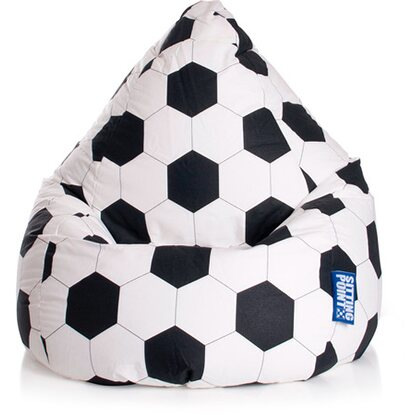 Sitting Point Sitzsack Beanbag XL 220 l Fussball